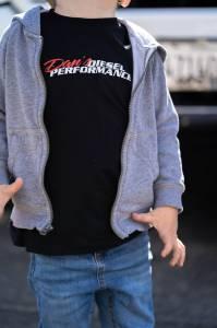 DDP Black Toddler Logo T-Shirt