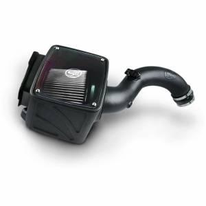 Air Intakes & Piping - Air Intakes - S&B Filters - S&B Filters Cold Air Intake Kit (Dry Disposable Filter) 75-5102D